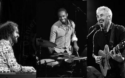 Trio Marcos D Project à Vongnes le vendredi 23 juin 2017