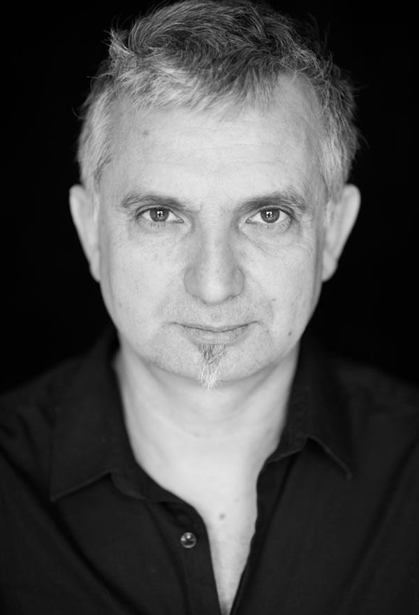 Portait d'Alfio Origlio par Olivier Galéa